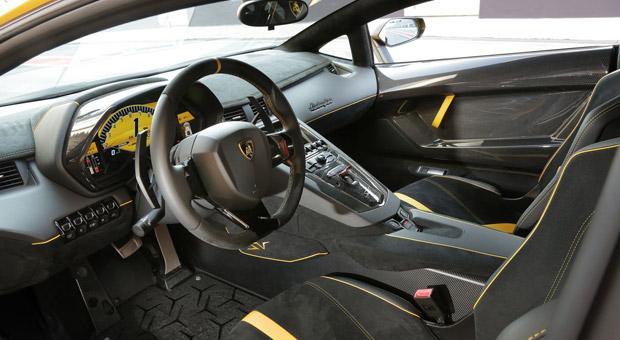 Lamborghini Aventador Das 750 Ps Kraftpaket Impulse