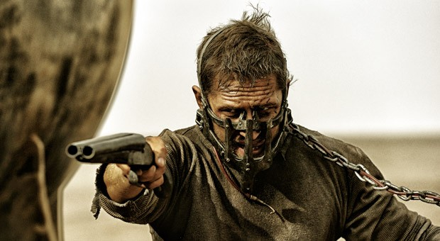 "Ein knallharter Typ: In der Fortsetzung eines Action-Klassikers ""Mad Max"" gibt Tom Hardy den Road Warrior Max Rockatansky."
