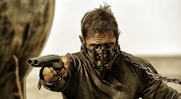"""Ein knallharter Typ: In der Fortsetzung eines Action-Klassikers """"Mad Max"""" gibt Tom Hardy den Road Warrior Max Rockatansky."""