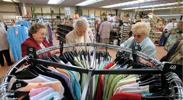 Kaufkräftige Senioren: Jeder fünfte Bundesbürger ist heute 65 Jahre oder älter.