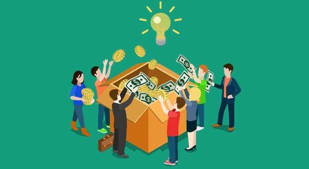 Doppelt hilfreich: Crowdfunding kann nicht nur Geld bringen, sondern auch beim Marketing helfen.