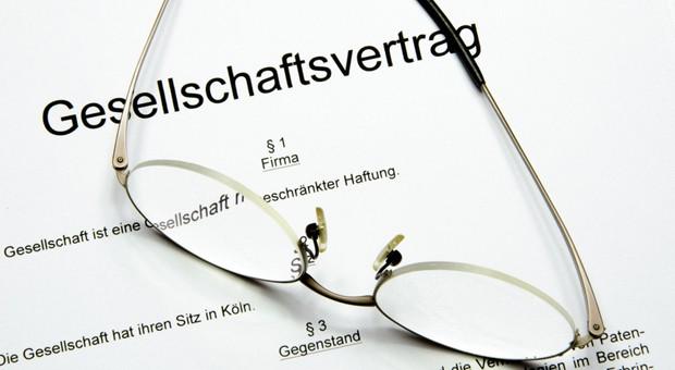 Der Gesellschaftsvertrag ist das Herzstück einer GmbH.