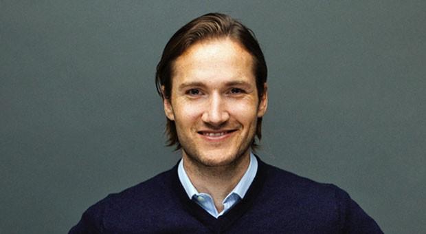 Delivery-Hero-Gründer Niklas Östberg.