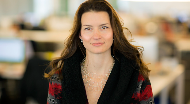 """""""Die Arbeit wird sich wandeln"""": Evernote-Strategin Linda Kozlowski zur On-demand-Economy."""