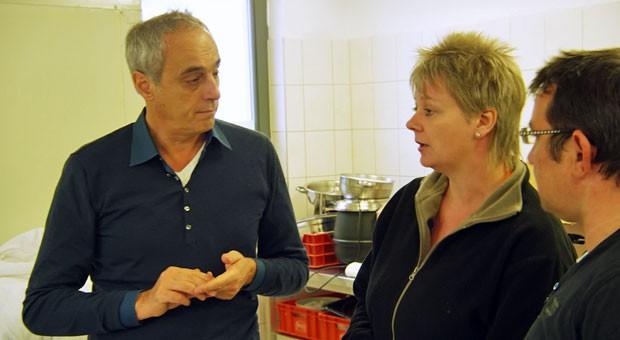 """In seiner neuen TV-Show """"Rach und die Restaurantgründer"""" hilft Christian Rach Gründern bei der Eröffnung eines Restaurants."""