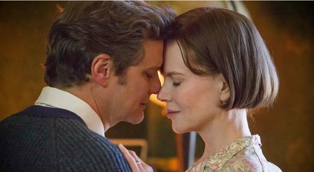 """Colin Firth und Nicole Kidman im  Film """"Die Liebe seines Lebens"""": ein Drama über Leid, Rache und die heilende Kraft von Vergebung."""
