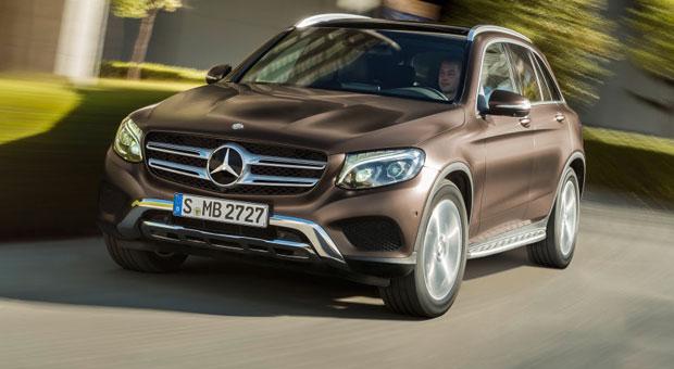 Mercedes Glc Das Ist Neu Beim Glk Nachfolger Impulse