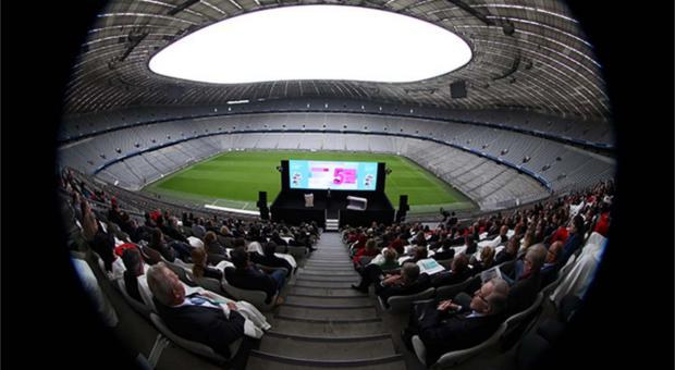 Veranstaltung im Olympiapark München