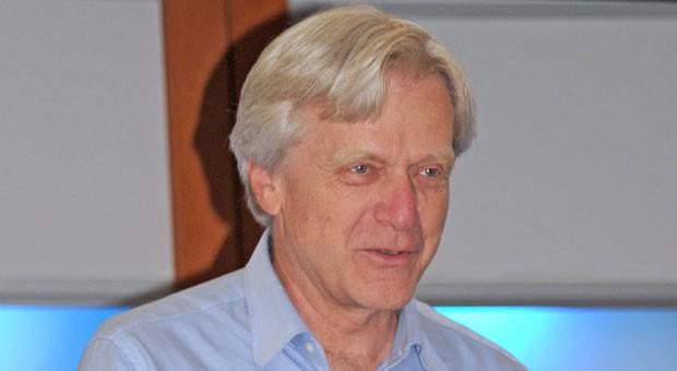 """""""Ich setze mir gerne Ziele und löse gerne Probleme, die noch keiner vor mir gelöst hat"""", sagt Andreas von Bechtolsheim."""