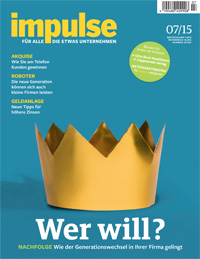impulse-Magazin Juli 2015