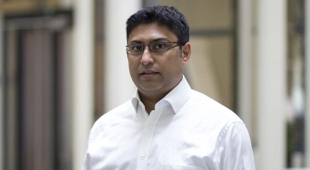 Fördert Europas Gründer:  Kumardev Chatterjee