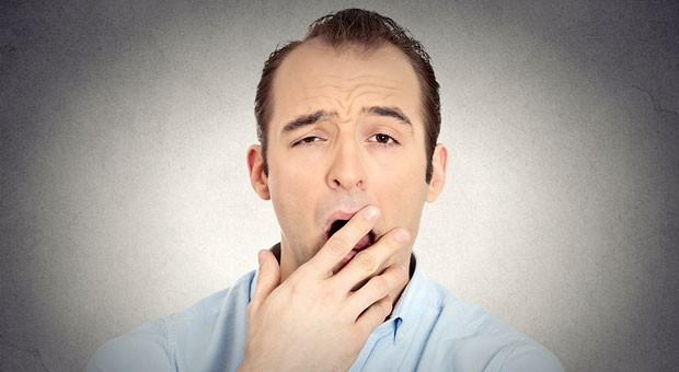 Der Unmotivierte  ist einer der sechs Typen, die ein Meeting stören können.