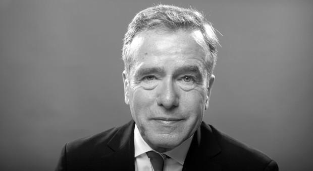 Stephan Friedrich, 64, ist ehemaliger Inhaber des Frankfurter Traditionsjuweliers Friedrich.