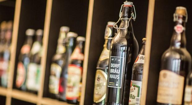 Kleinbrauereien brauen immer mehr spezielle Biersorten.