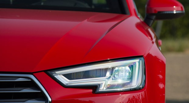 Der neue Audi A4 kommt im Herbst auf den Markt.