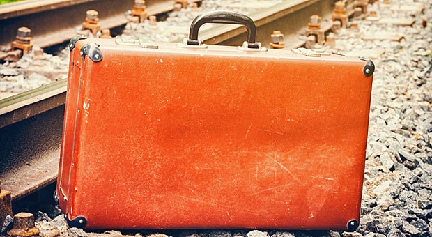 Verlorenes Gepäck: Rund 50.000 Gepäckstücke landen jedes Jahr im Zentralen Fundbüro der Deutschen Bahn.