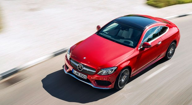 Sportlicher Luxus hat seinen Preis - und für das Mercedes C 180 Coupé dürfte der bei rund 35.000 Euro losgehen.