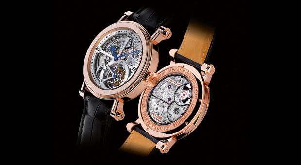 Gold, Diamanten und filigrane Handwerkskunst: Luxusuhren sind in den vergangenen Jahren immer teurer geworden.