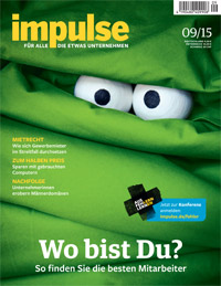 impulse-Magazin September 2015
