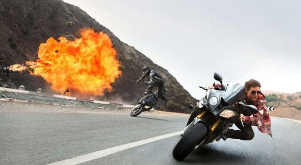 Die fünfte Mission von Ethan Hunt (Tom Cruise) wird rasant und ziemlich explosiv.