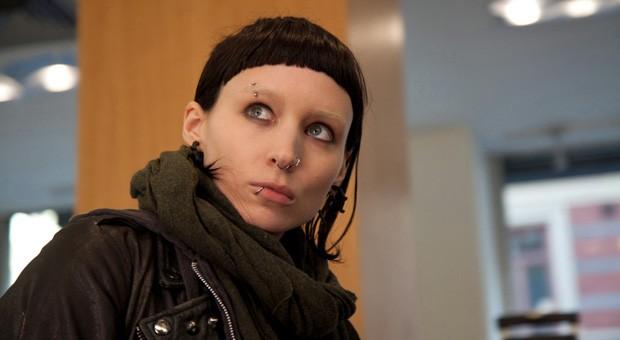 """Auch bei """"Verschwörung"""" wieder mit von der Partie: die genialische Hackerin Lisbeth Salander. In der US-Verfilmung wird sie von Rooney Mara dargestellt."""