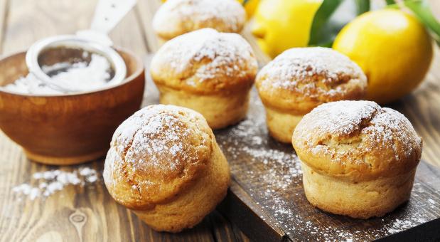 Auf Muffins spezialisiert: Als Student gründete Patrick Meinel vor vier Jahren die MuffinFactory.