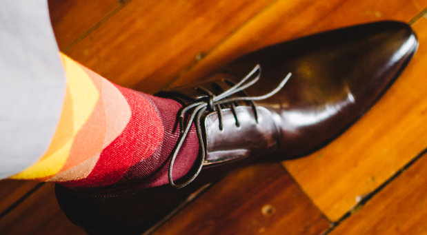 Stil ist für Unternehmer nicht nur eine Frage der Sockenfarbe, findet Franziska Pörschmann.