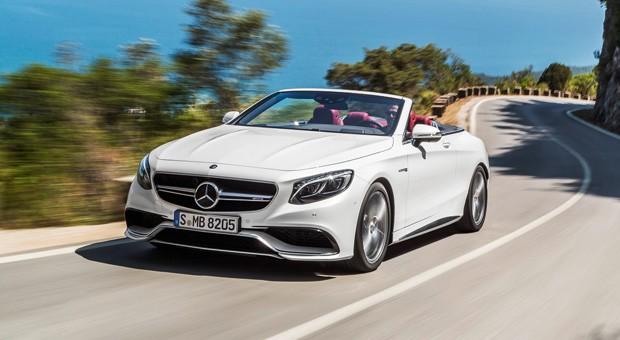 Luxus ohne Dach: Das neue Mercedes S-Klasse Cabrio soll im kommenden Frühjahr auf den Markt kommen.