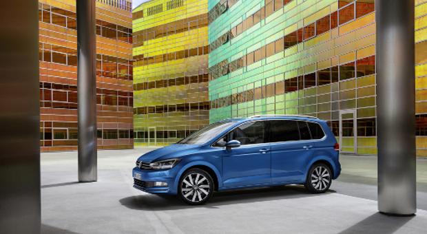 Schick, aber plötzlich in Verruf geraten: ein Volkswagen Touran TDI