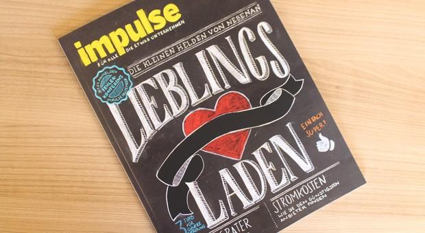 So sieht das Cover unserer Oktober-Ausgabe aus. Die Illustration entstand nicht am Computer, sondern in Handarbeit.