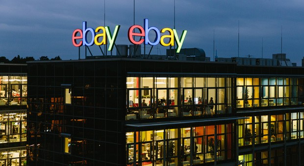 Der deutsche Ebay-Campus in Berlin.