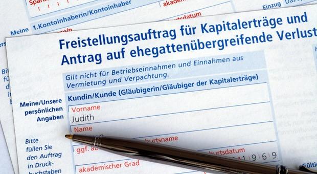 Hat ein Freistellungsauftrag keine Steuer-Identifikationsnummer (Steuer-ID), wird er 2016 ungültig.