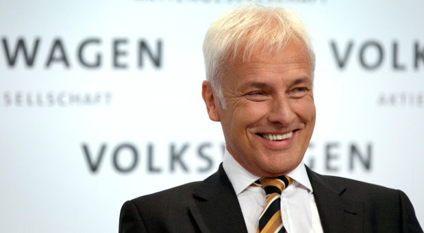 Matthias Müller soll künftig den VW-Konzern leiten.