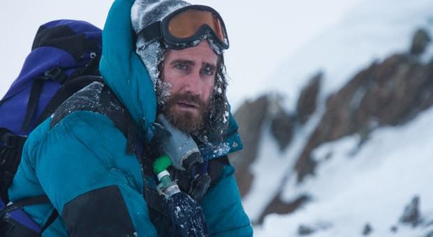 """Ein bildgewaltiger Film:  """"Everest"""" ist jetzt im Kino zu sehen."""