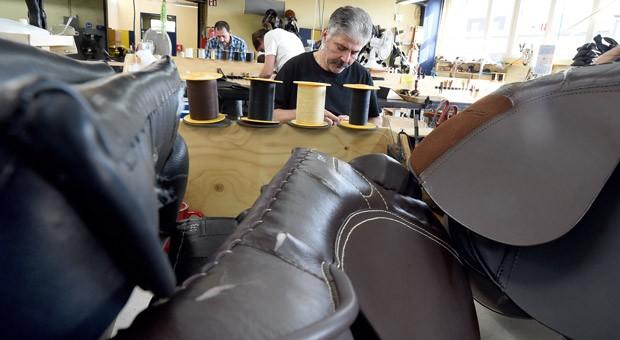 Gute Ledersättel aus Deutschland werden rund um den Globus exportiert.