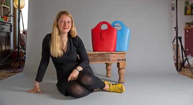 Für Gründerin Gunda Amoros war ihr Onlineshop Gundara eher ein soziales Projekt als eine profitorientierte Firma.