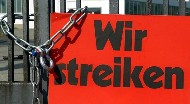 De Gewerkschaft IG Metall will Tagesstreiks einführen, die 24 Stunden dauern sollen - ohne Urabstimmung.