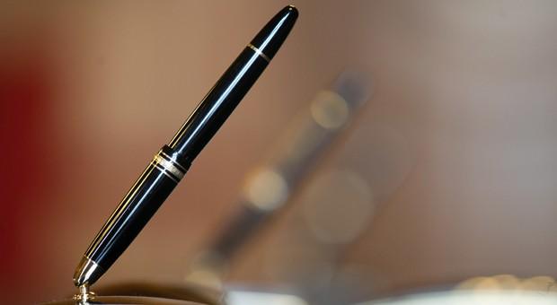 Montblanc-Füller werden immer noch in traditioneller Handarbeit hergestellt. Wie, das sehen Sie beim nächsten Netzwerktreffen von impulse.