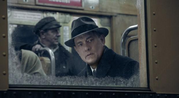"""""""Bridge of Spies"""" war bereits die vierte Zusammenarbeit für Hanks und Spielberg."""