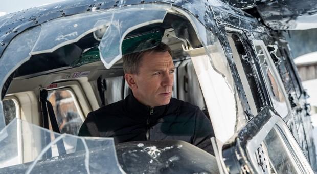 Im neuen Bond-Film kämpft 007 gegen die  allwissende Terrororganisation Spectre.