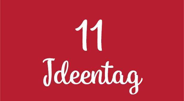 Der 12. Dezember im impulse-Adventskalender: Freiräume schaffen kreative Ideen.