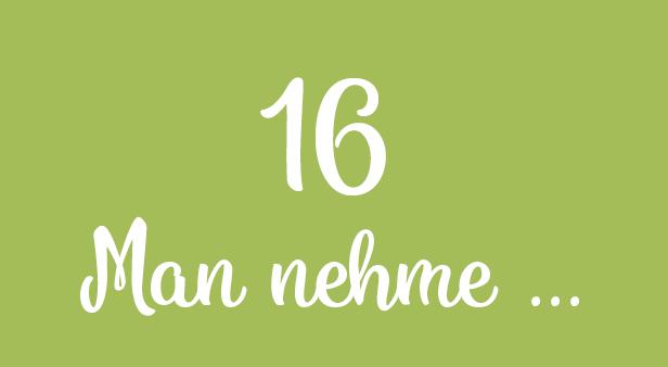 Der 16. Dezember im impulse-Adventskalender: Halten Sie Ihre eigenen Standards schriftlich fest.