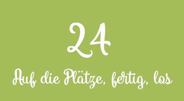 Der 24. Dezember im impulse-Adventskalender: Gemeinsam aktiv sein.