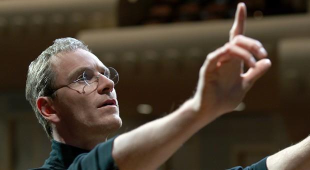 Michael Fassbender spielt den 2011 verstorbenen Appel-Mitgründer Steve Jobs.