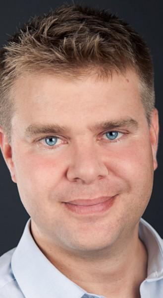 Ubitricity-Gründer und Rechtsanwalt Knut Hechtfischer