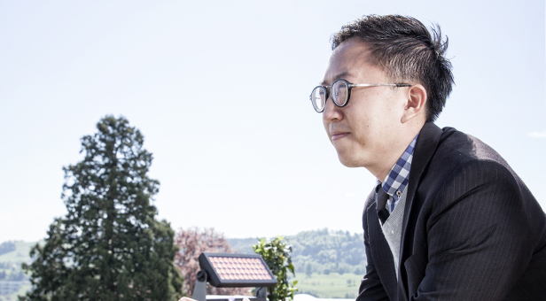 Erster! Amarit Charoenphan gründete im Jahr 2011 Hubba, Thailands ersten Co-Working-Space.