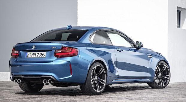 Eines von vielen neuen Modellen im Autojahr 2016: der BMW M2.