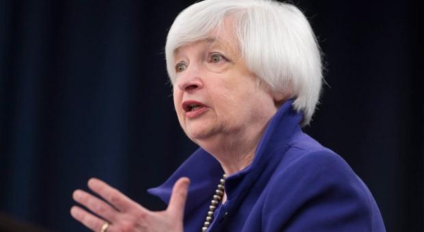 Fed-Chefin Janet Yellen reagiert mit der Leitzinserhöhung auf die gute Entwicklung der Konjunktur und des Arbeitsmarktes in den USA.