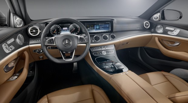 Armaturenbrett mercedes  Mercedes E-Klasse 2016: So edel wird der Innenraum in Mercedes ...
