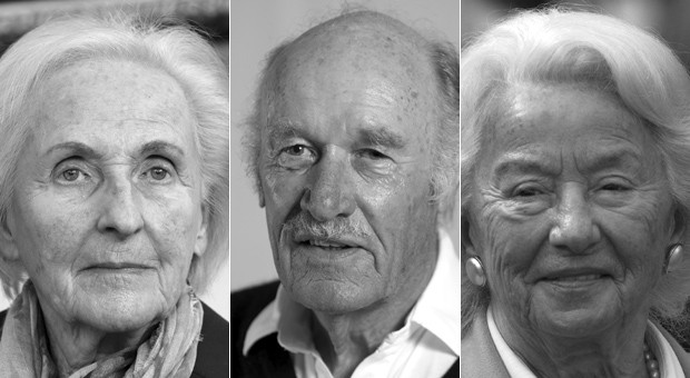 Ingeburg Herz, Horst Brandstätter und Johanna Quandt: Die wichtigen deutschen Unternehmer starben 2015.